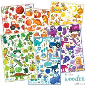 Letter Basics Spotto Packs