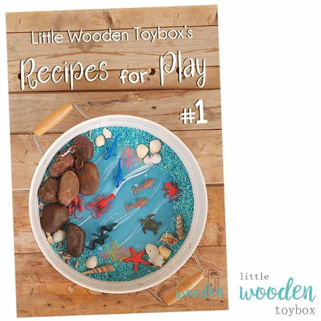 Recipe for Creative Play eBook