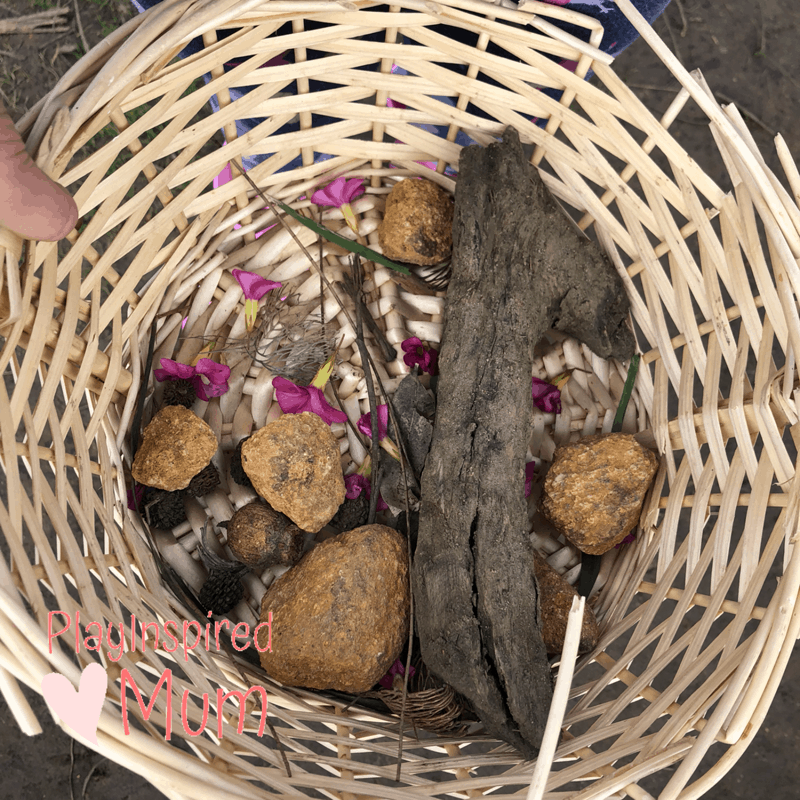 Loose parts natural resources