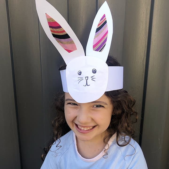 Easter Bunny Hat