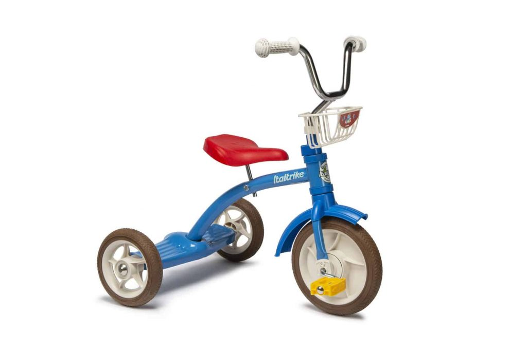 Italtrike Lucy Blue toddler trikes